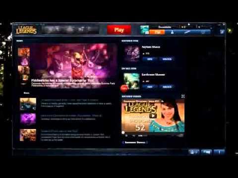 How to get FREE riot points - Kha'zix patch 2012 League of Legends