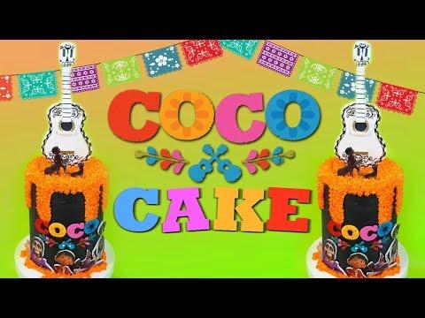 COCO MOVIE CAKE