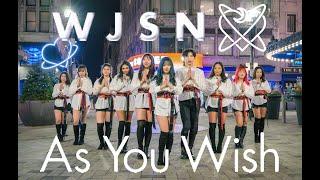 [4K] [KPOP IN PUBLIC] WJSN (우주소녀) - As You Wish (이루리) | Dance Cover by miXx