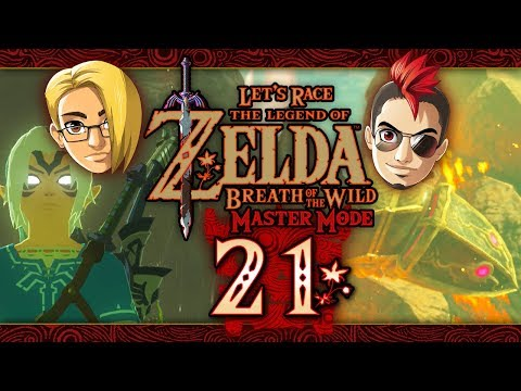 Let's Race: The Legend of Zelda: Breath of the Wild (Master Mode) - Part 21 - Final Memory
