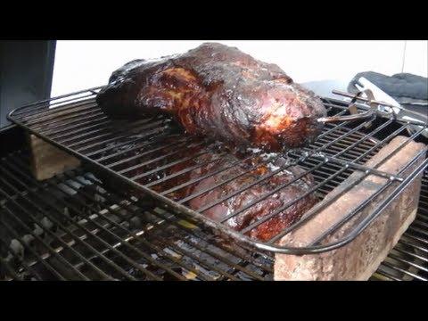 Saftiges Pulled Pork vom Kohle- und Gasgrill