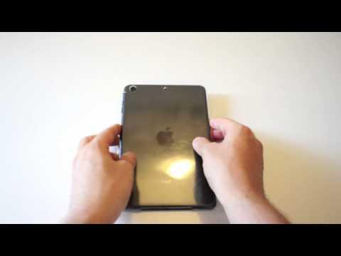 Slim Cover per iPad mini trasparente