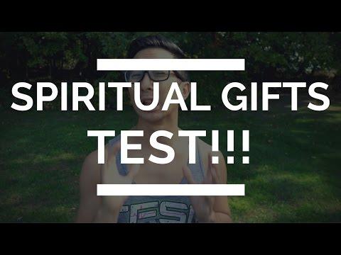 Spiritual Gifts Test!!