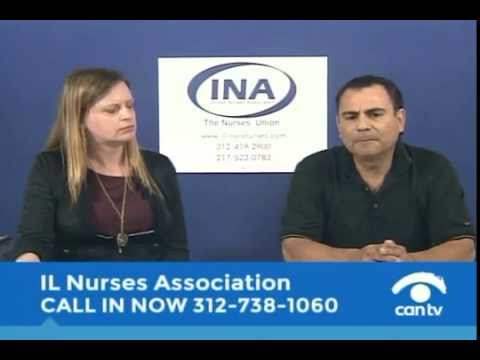 Illinois Nurse Live! Episode 2 - July 2015