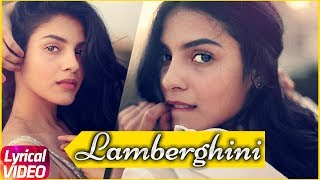 Lamberghini  Lyrical Video  The Doorbeen Feat Ragini  Latest Punjabi Song 2018  Speed Records