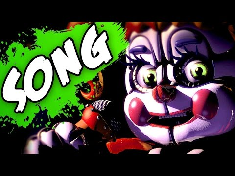 Fnaf Sister Location Song Welcome Back By Tryhardninja
