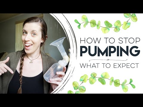 How to Stop Pumping | Exclusively Pumping Tips & What to Expect