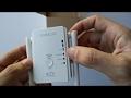 Dodocool Amplificador - extensor de red Wifi - Router - Punto de acceso