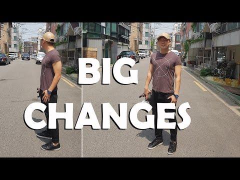 AMAZING BODY CHANGES!