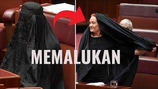 Niatnya Mau Sindir Islam, Anggota Senat Australia Ini Malah Dipermalukan Orang Banyak