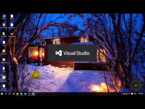 Visual Studio 2015 Installer stuck at KB3073097