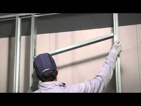 How to install GypWall CLASSIC - The definitive metal stud partition system | British Gypsum