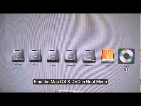 Burn DMG file in Windows to bootable macOS DVD disc