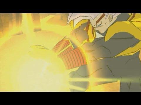 Dragon Ball Z Budokai 3 - Baby Vegeta Big Bang Attack & Final Flash