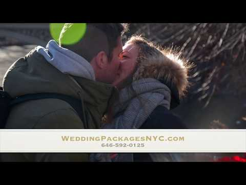 Marriage Proposal in Central Park organized by Wedding Packages NYC