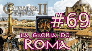 La Bética será Romana - Imperio Romano Crusader Kings II #69
