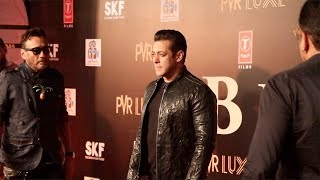 Salman Khan Was Shocked By Jackie Shroff's Sudden Entry At Bharat Screening