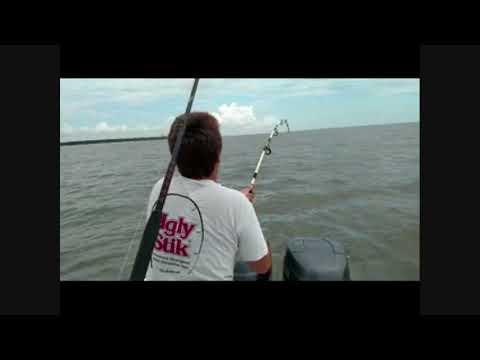 Port Aransas Bay Texas Fishing Spots Map