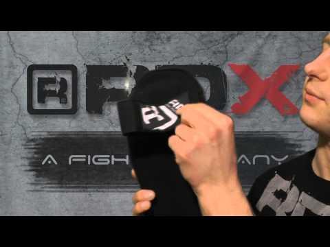 Authentic RDX Gel Shin Instep Foot Pad MMA UFC Leg Kick Guard Review