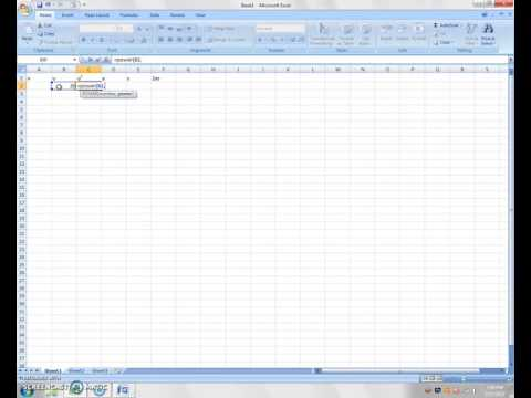 how to calculate sin, cos, square, square root, cube with excel (bangla)
