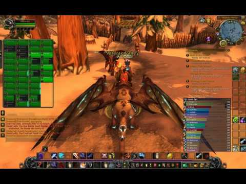 World of Warcraft PVP - Alterac Valley by WOW guy (LVL 90-99)