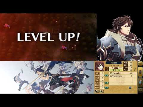Fire Emblem Awakening: 0% growths LTC - Premonition to Chapter 1