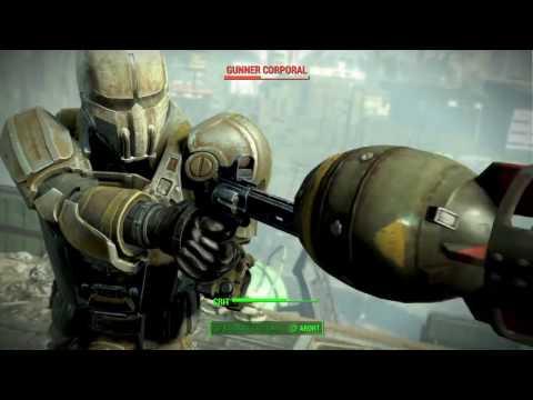 Fallout 4 - I screamed the whole time