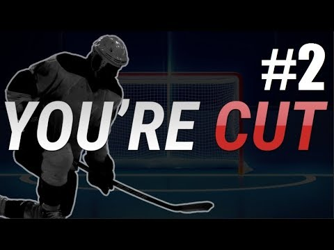 YOU'RE CUT #2 - The WEAKEST LINK Has To GO!   (NHL 18 eSports Ready)