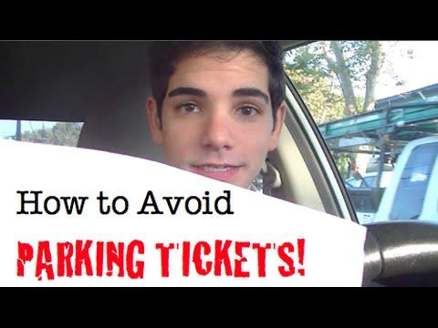 How to Avoid Parking Tickets! | #STUCKinTRAFFIC