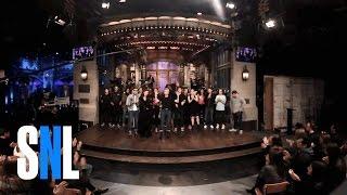 Creating Saturday Night Live: Goodnights (360 Video)
