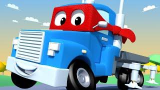 Carl The Super Truck Cherry Picker Truck Car City Ca