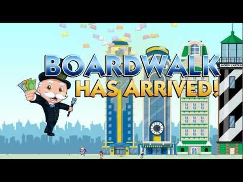 Monopoly Hotels: Boardwalk is Here Teaser Trailer