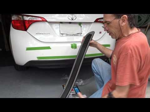 Bumpertek a rear Bumper guard for your Car