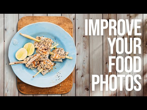 How to improve your food photography at home (without having to buy fancy gear)