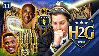 WE PACKED AN INFORM! ELITE SQUAD BATTLES REWARDS! HENRY TO GLORY #11! FIFA 18 ULTIMATE TEAM RTG