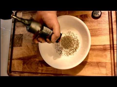 DIY spice grinder