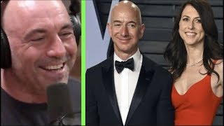 Download Joe Rogan   Jeff Bezos Ex-Wife to Get 36 Billion!! Video