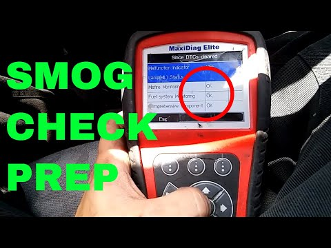 Getting Your Car To Pass Emissions Testing