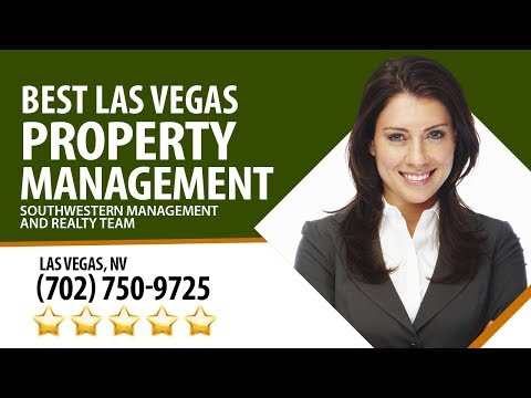 Best Las Vegas Property Management | Southwestern Management And Realty Team