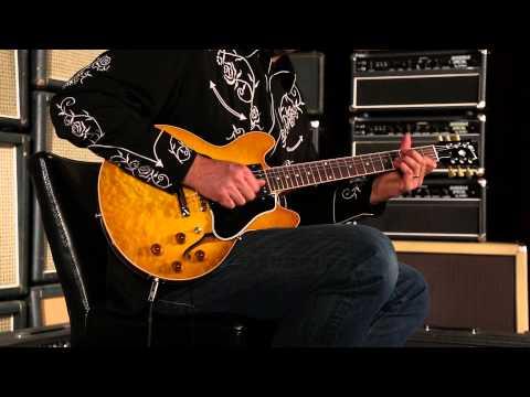 Gibson Custom Shop Wildwood Spec CS-336  •  SN: CS402967
