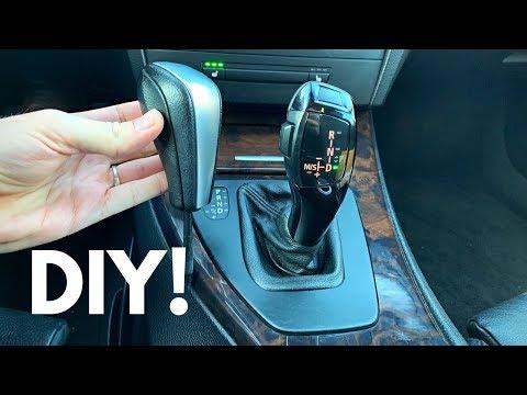 BMW F Series Shift Knob In My 3 Series DIY Install!