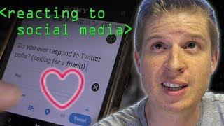 Reacting to Social Media - Computerphile