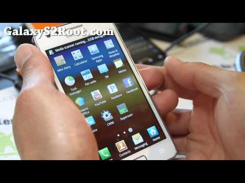 How to Root Galaxy S2! [Easiest Method]