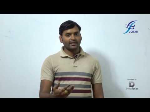 Joshi Medicode Technologies_Demo Class_Medical Coding,Medical Billing_Presented by Demotoday