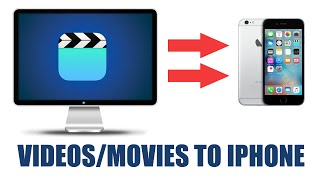 Download How to transfer /movies from computer to iphone using itunes Video