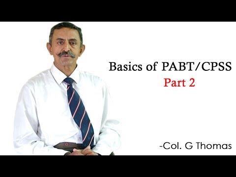 Basics of PABT/CPSS (Part-2) || Pilot Aptitude Battery Test || Computerized Pilot Selection System