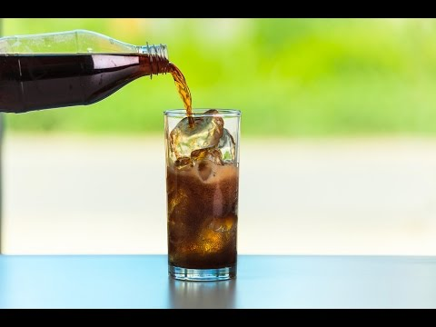 How To Quickly Make a Frozen Coke