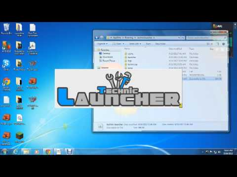 Technic Launcher Fix