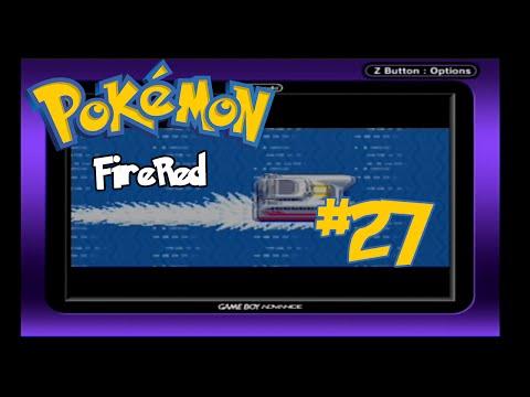 Pokémon FireRed - Part 27: Sevii Islands [One, Two, & Three Island]