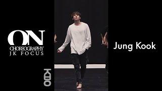 [ JK ] 4K VERTICAL EDIT 방탄소년단 정국 'ON' 안무영상 Dance Practice